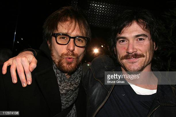 Sam Rockwell and Billy Crudup