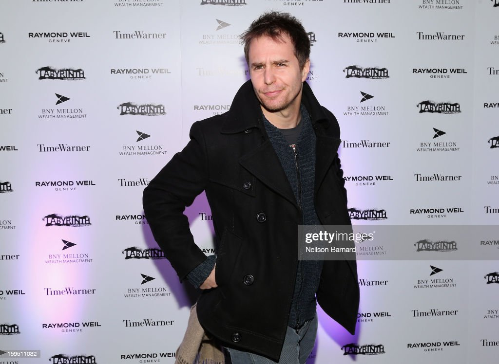 <a gi-track='captionPersonalityLinkClicked' href=/galleries/search?phrase=Sam+Rockwell&family=editorial&specificpeople=213214 ng-click='$event.stopPropagation()'>Sam Rockwell</a> attends LAByrinth Theater Company Celebrity Charades 2013 Benefit Gala at Capitale on January 14, 2013 in New York City.
