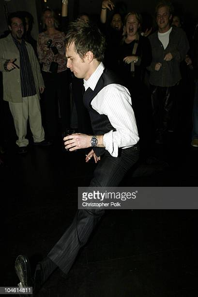 Sam Rockwell during Confessions of a Dangerous Mind After Party at The W Hotel in Westwood CA United States