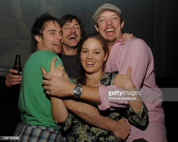 Sam Rockwell John Hawkes Matthew Lillard and Erika Christensen
