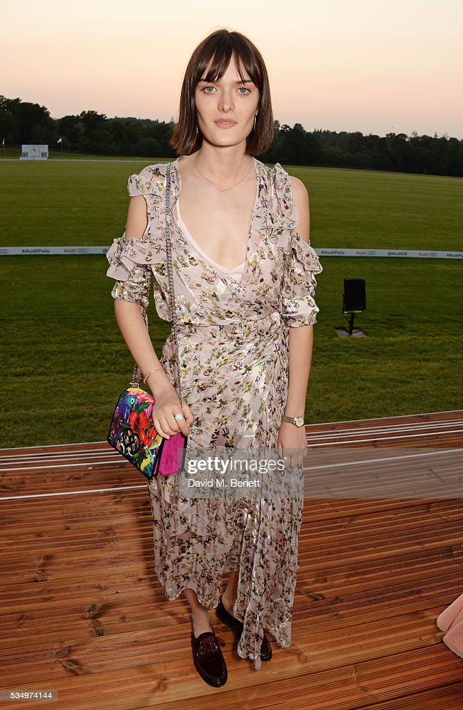 <a gi-track='captionPersonalityLinkClicked' href=/galleries/search?phrase=Sam+Rollinson&family=editorial&specificpeople=11035657 ng-click='$event.stopPropagation()'>Sam Rollinson</a> attends day one of the Audi Polo Challenge at Coworth Park on May 28, 2016 in London, England.