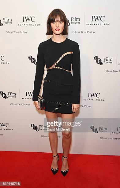 Sam Rollinson attends the IWC Schaffhausen Dinner in Honour of the BFI at Rosewood London on October 4 2016 in London England