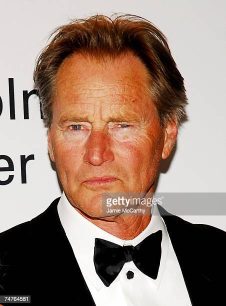 Sam Shepard at the Avery Fisher Hall in New York City New York