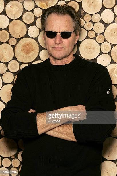 Sam Shepard at the HP Portrait Studio in Park City Utah