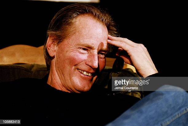 Sam Shepard during 2006 Sundance Film Festival Writing the West Panel at Yarrow in Park City Utah United States