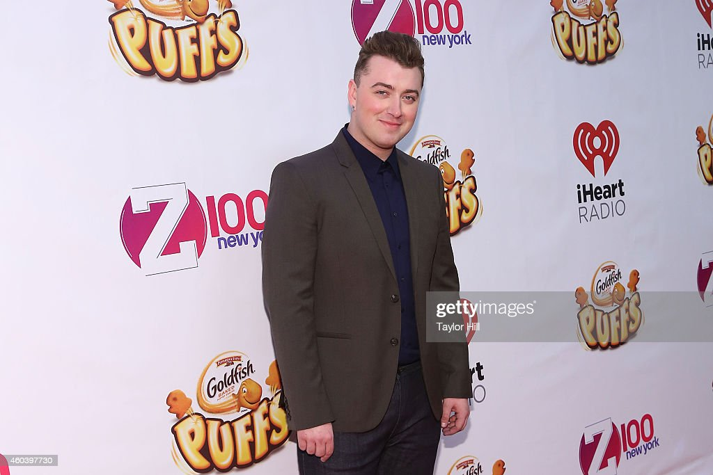 Z100 39 S Jingle Ball 2014 Press Room Getty Images