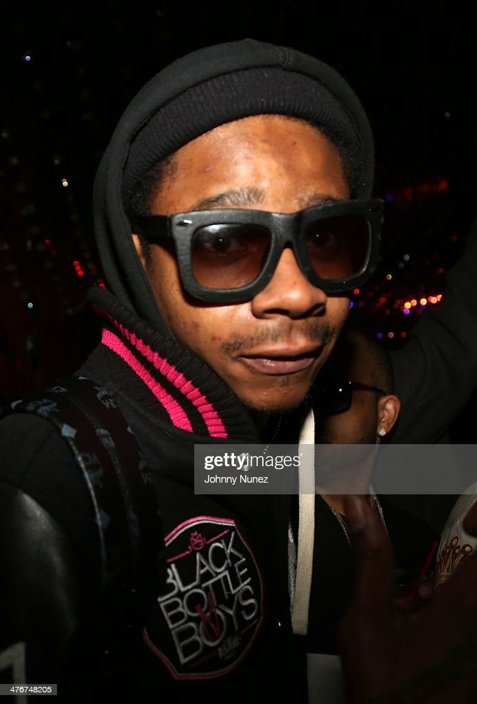 DJ Sam Sneak attends the 'Mastermind' Album Release Party at Greenhouse on March 4, 2014 in New York City.