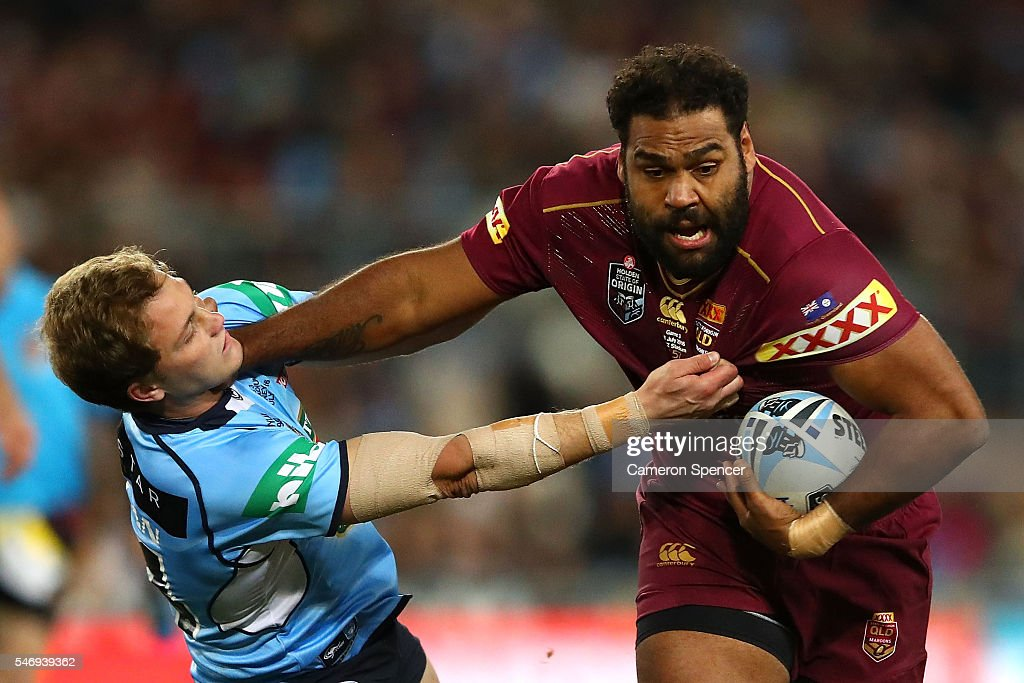 State Of Origin III - NSW v QLD