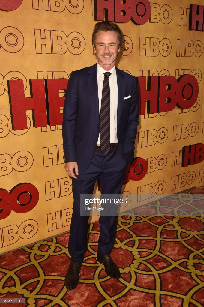 Sam Trammell attends the HBO's Official 2017 Emmy After Party at The Plaza at the Pacific Design Center on September 17, 2017 in Los Angeles, California.