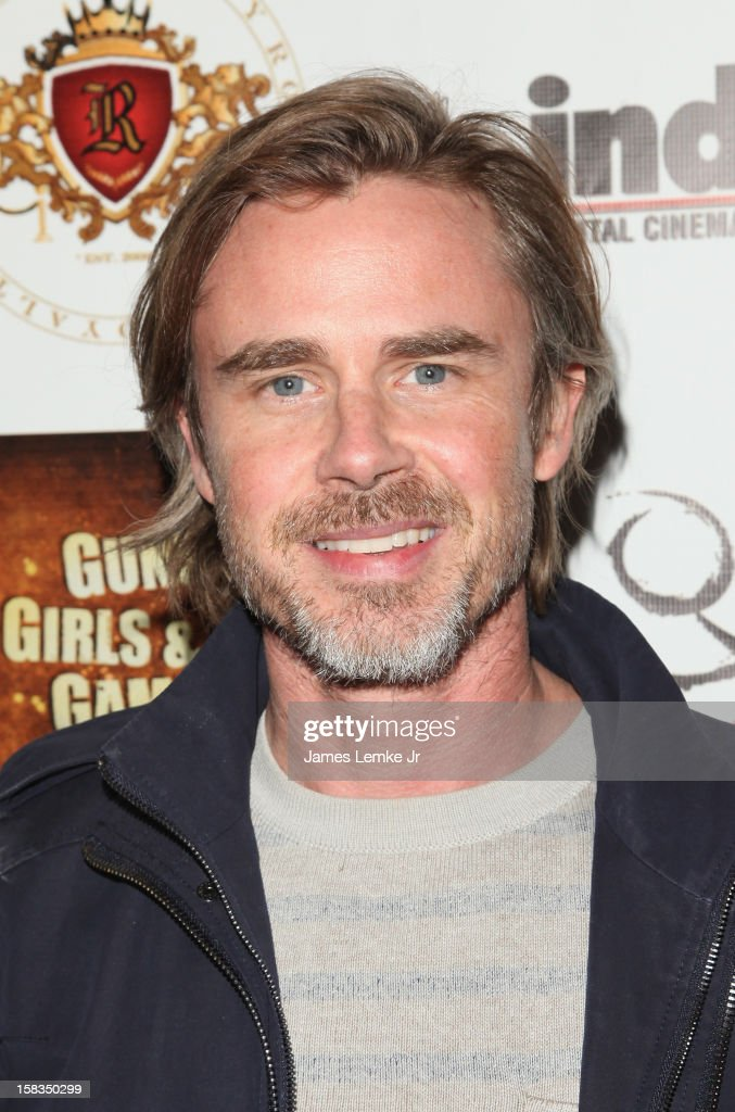 <a gi-track='captionPersonalityLinkClicked' href=/galleries/search?phrase=Sam+Trammell&family=editorial&specificpeople=3205930 ng-click='$event.stopPropagation()'>Sam Trammell</a> attends the Los Angeles Screening 'Guns, Girls & Gambling' held at the Laemlle NoHo 7 on December 13, 2012 in North Hollywood, California.