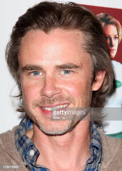 Sam Trammell attends True Blood Volume One 'All Together Now' comic book compilation special cast signing at Barnes Noble bookstore at The Grove on...