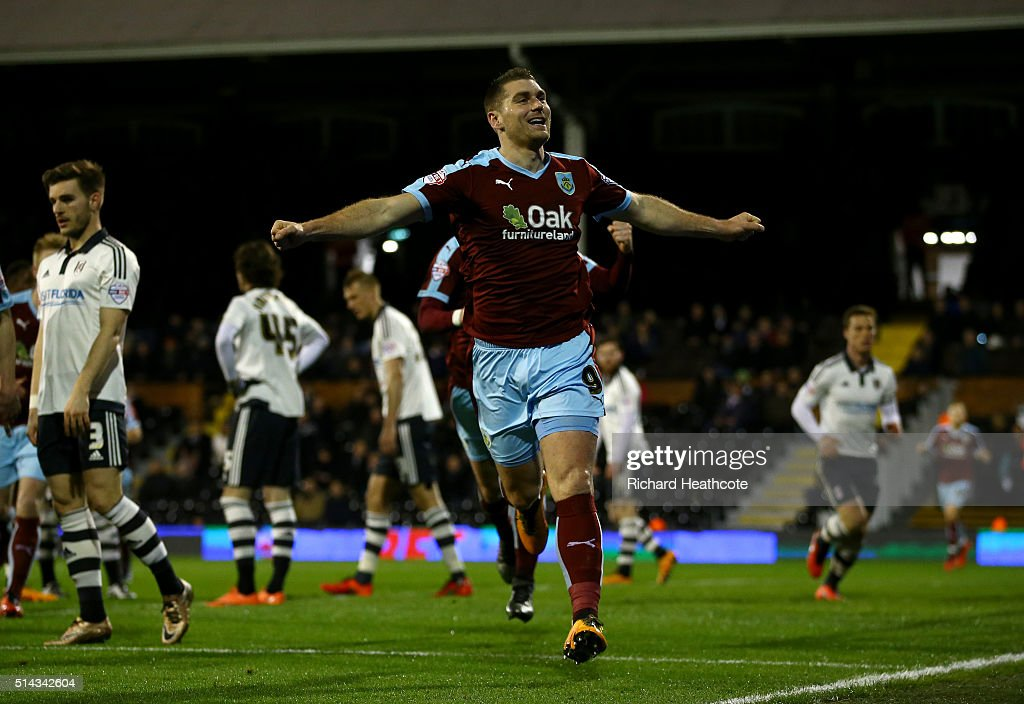 Fulham v Burnley - Sky Bet Championship