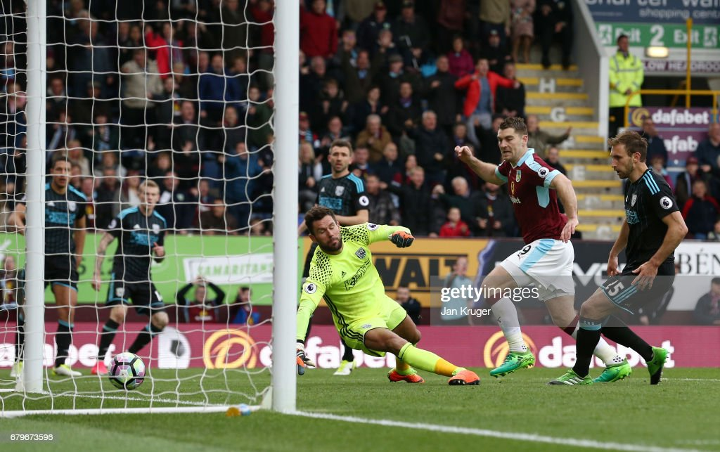 Burnley v West Bromwich Albion - Premier League