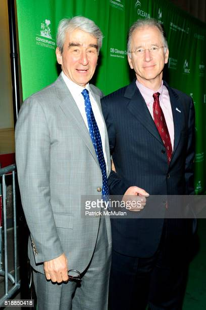 Sam Waertson and Peter Lehner attend CHRISTIE'S The Green Auction A Bid To Save The Earth at Christie's on April 22 2010 in New York City