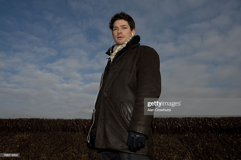<a gi-track='captionPersonalityLinkClicked' href=/galleries/search?phrase=Sam+Waley-Cohen&family=editorial&specificpeople=699168 ng-click='$event.stopPropagation()'>Sam Waley-Cohen</a> poses at Taunton racecourse on December 13, 2012 in Taunton, England.