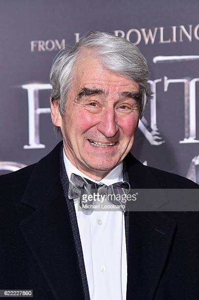 Sam Waterston attends the 'Fantastic Beasts And Where To Find Them' World Premiere at Alice Tully Hall Lincoln Center on November 10 2016 in New York...