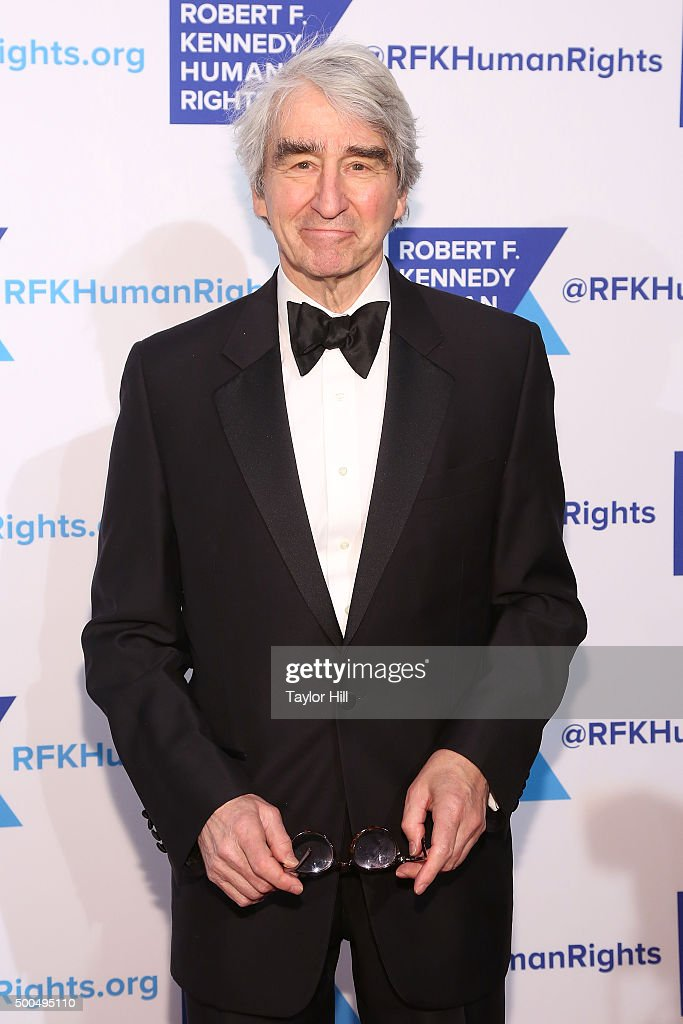 Sam Waterston attends the Robert F. Kennedy Human Rights 2015 Ripple Of Hope Awards at New York Hilton Midtown on December 8, 2015 in New York City.