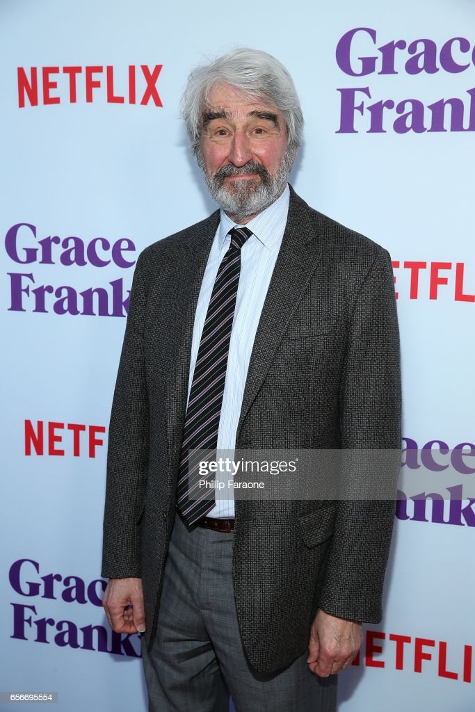 "Screening For Netflix's ""Grace And Frankie"" Season 3 - Arrivals"