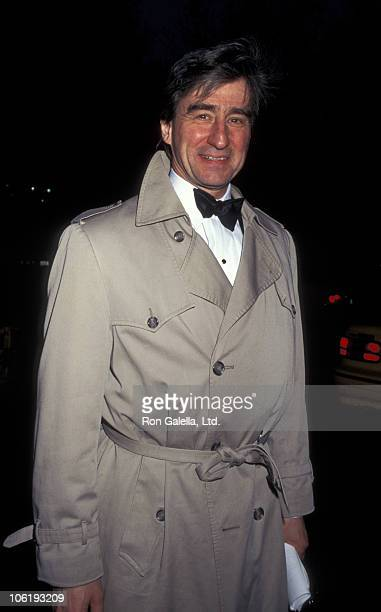 Sam Waterston during 1995 PEN Dinner at Tavern on the Green in New York City New York United States