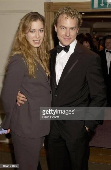 Sam West Girlfriend Jessie Evening Standard Film Awards At The Savoy Hotel London