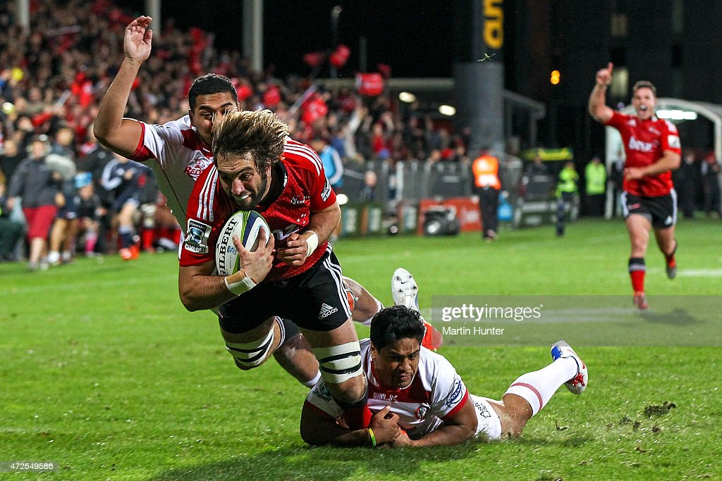 Super Rugby Rd 13 - Crusaders v Reds