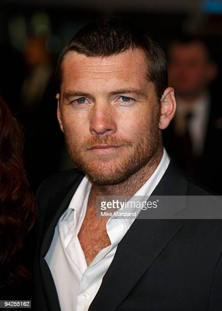 Sam Worthington attends the Avatar World Premiere Arrivals at the Odeon Leicester Square on December 10 2009 in London England