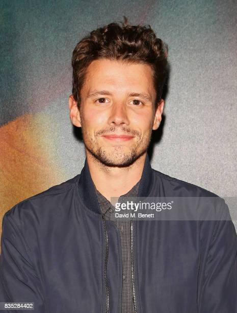 Sam Yates attends the press night after party for 'Against' at The Almeida Theatre on August 18 2017 in London England