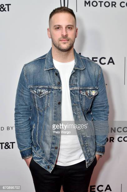 Sam Zimmerman attends the 'Psychopaths' Premiere during 2017 Tribeca Film Festival at Cinepolis Chelsea on April 20 2017 in New York City