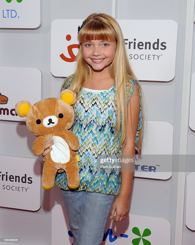 Samantha Bailey attends Rilakkuma & Space Hamsters at The Mark for Events on November 2, 2012 in Los Angeles, California.