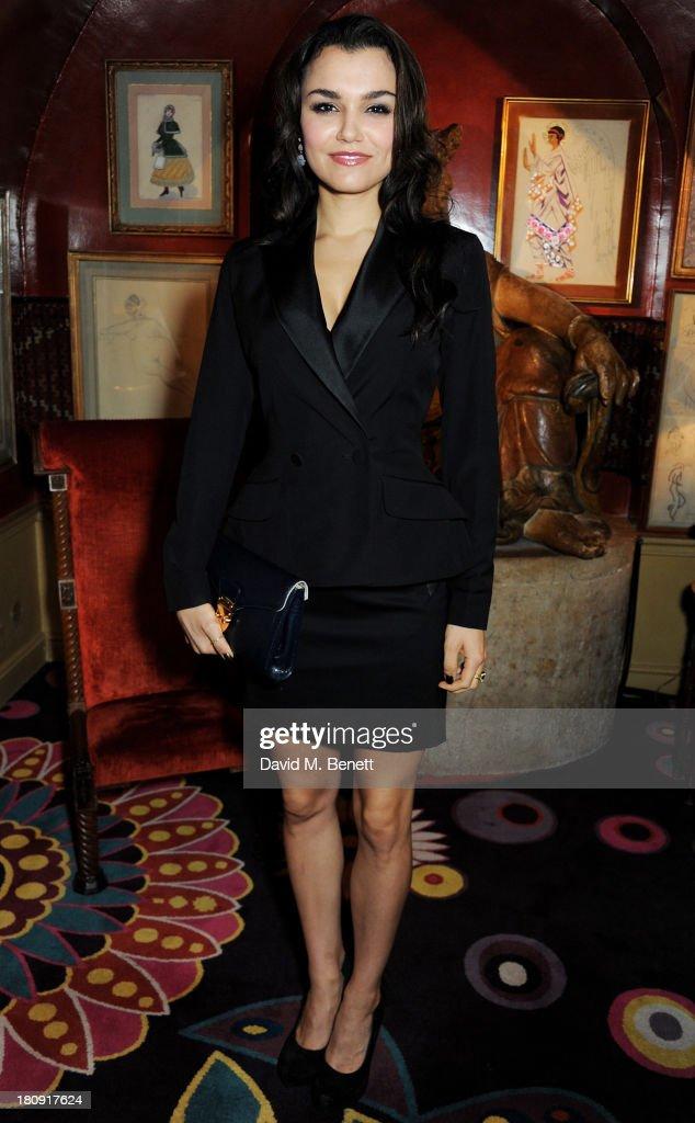 Harper's Bazaar London Fashion Week Closing Party