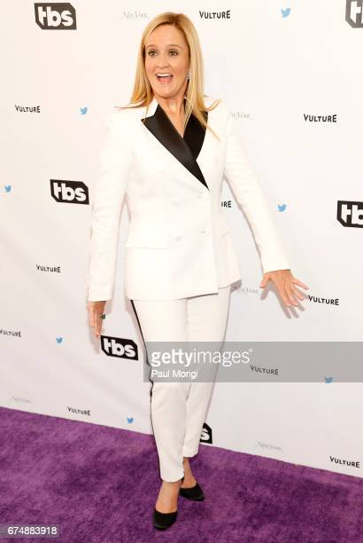Samantha Bee attends 'Not the White House Correspondents' Dinner' presented by Full Frontal With Samantha Bee at DAR Constitution Hall on April 29...