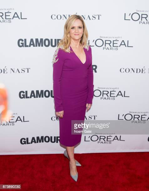 Samantha Bee attends the 2017 Glamour Women of The Year Awards at Kings Theatre on November 13 2017 in New York City