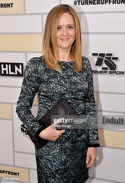 Samantha Bee attends the Turner Upfront 2015 at Madison Square Garden on May 13 2015 in New York City 25201_002_TW_0297JPG