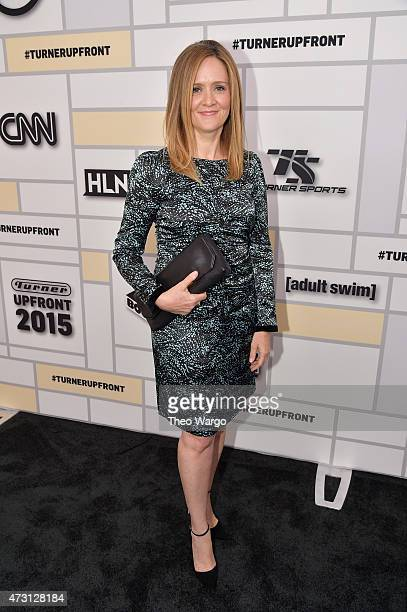 Samantha Bee attends the Turner Upfront 2015 at Madison Square Garden on May 13 2015 in New York City 25201_002_TW_294JPG