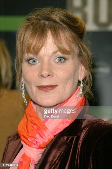 Samantha Bond during The Times BFI London Film Festival 2004 'Yes' Screening at Odeon West End Cinema in London Great Britain
