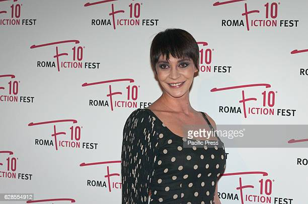 Samantha Capitone attend at the Red Carpet of 'In art Nino' presented at the Roma Fiction Fest 2016