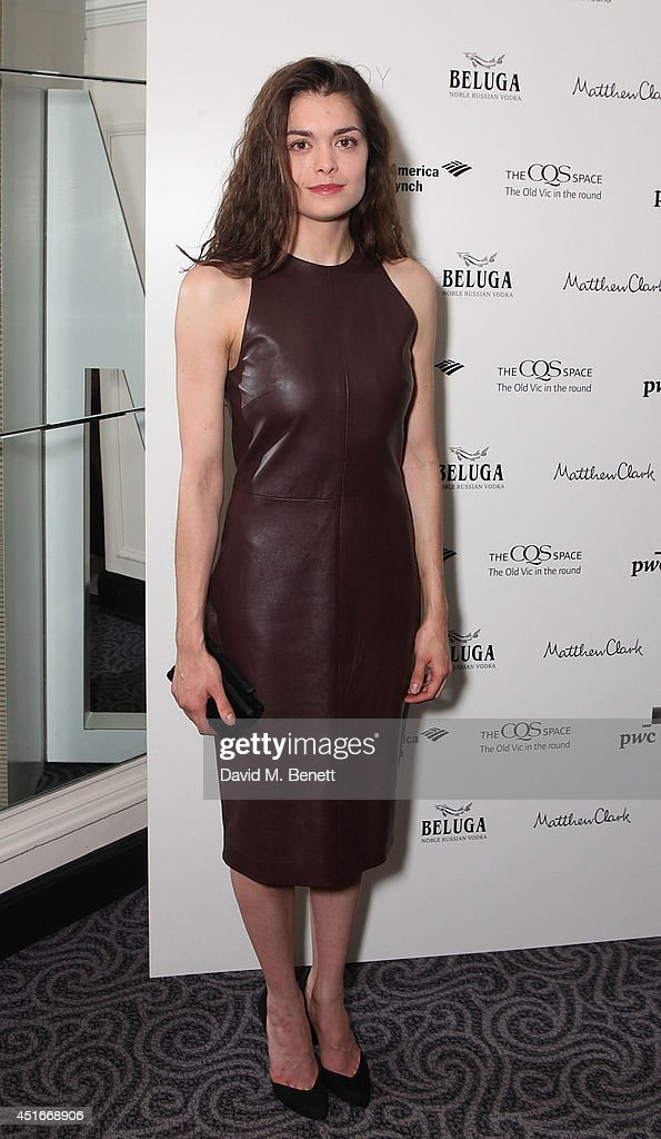 Samantha Colley attends an after party following the press night performance of 'The Crucible' at The Savoy Hotel on July 3, 2014 in London, England.