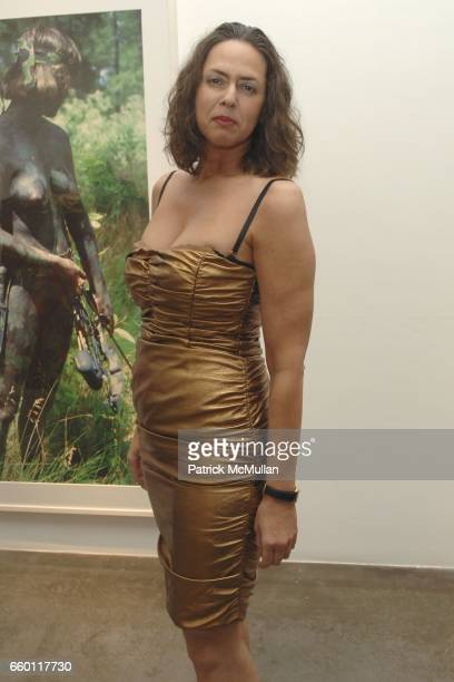 Samantha Glaser attends SHE Images of women by Wallace Berman and Richard Prince Opening at Michael Kohn Gallery on January 15 2009 in Beverley Hills...