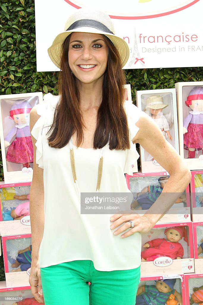 Samantha Harris attends the Corolle Adopt a Doll Event at The Grove on May 18, 2013 in Los Angeles, California.