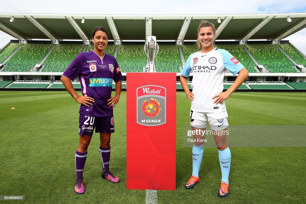 W-League Finals Media Opportunity