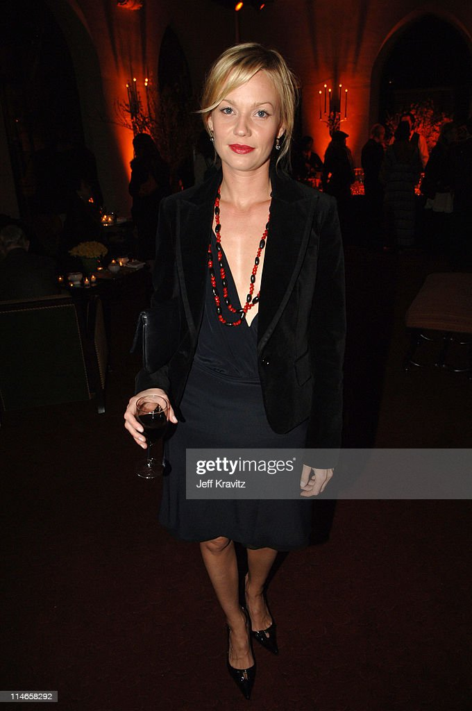 Samantha Mathis during HBO's Annual Pre-Golden Globes Private Reception at Chateau Marmont in Los Angeles, California, United States.