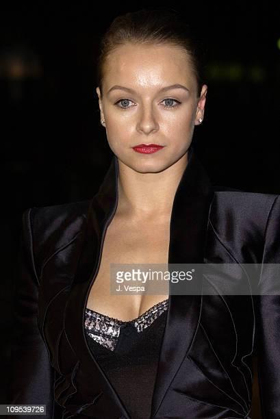 Samantha Morton during 2003 Venice Film Festival 'Code 46' Premiere in Venice Lido Italy