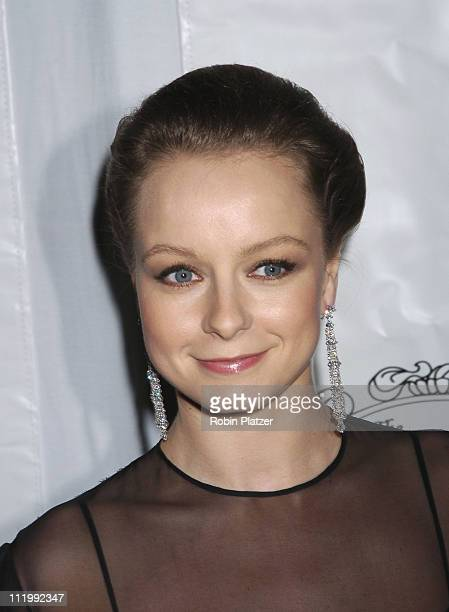 Samantha Morton during The 2003 National Board of Review of Motion Pictures Annual Awards Gala at Tavern on The Green in New York City New York...