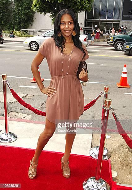 Samantha Mumba during 'Barnyard' World Premiere Arrivals at Cinerama Dome in Hollywood California