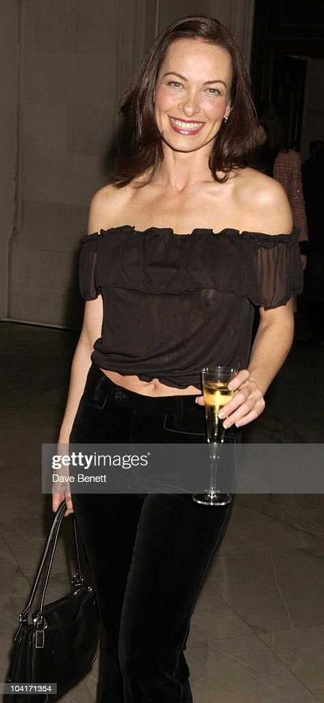Samantha Robson, Fashion Photographer Mario Testino Attracted All The Most Glamorous Women In London To His Exhibition At The National Portrait Gallery.