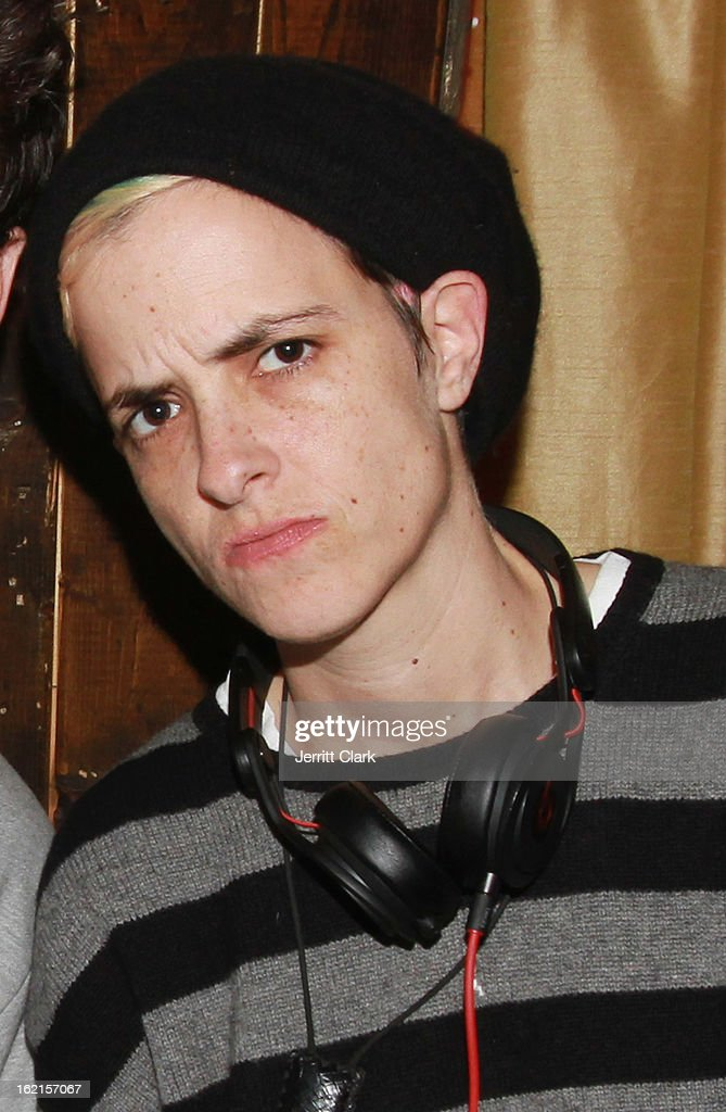 <a gi-track='captionPersonalityLinkClicked' href=/galleries/search?phrase=Samantha+Ronson&family=editorial&specificpeople=214678 ng-click='$event.stopPropagation()'>Samantha Ronson</a> attends the Charlotte Ronson After Party during Fall 2013 Fashion Week at 1 Oak on February 8, 2013 in New York City.