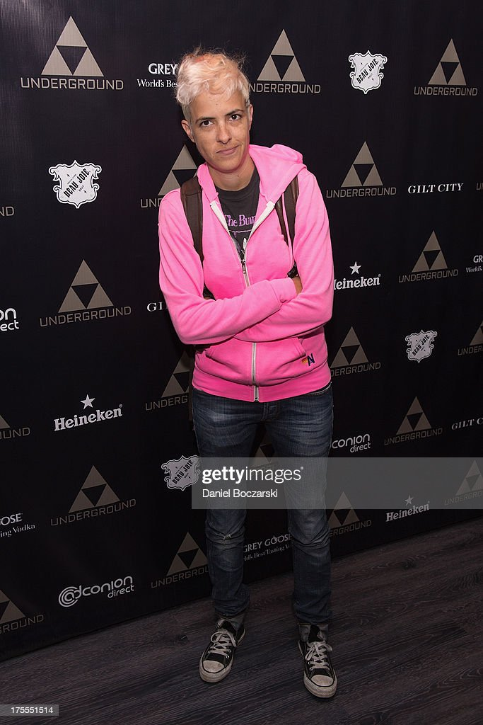 <a gi-track='captionPersonalityLinkClicked' href=/galleries/search?phrase=Samantha+Ronson&family=editorial&specificpeople=214678 ng-click='$event.stopPropagation()'>Samantha Ronson</a> attends the Lollapalooza 2013 after party at The Underground on August 3, 2013 in Chicago, Illinois.
