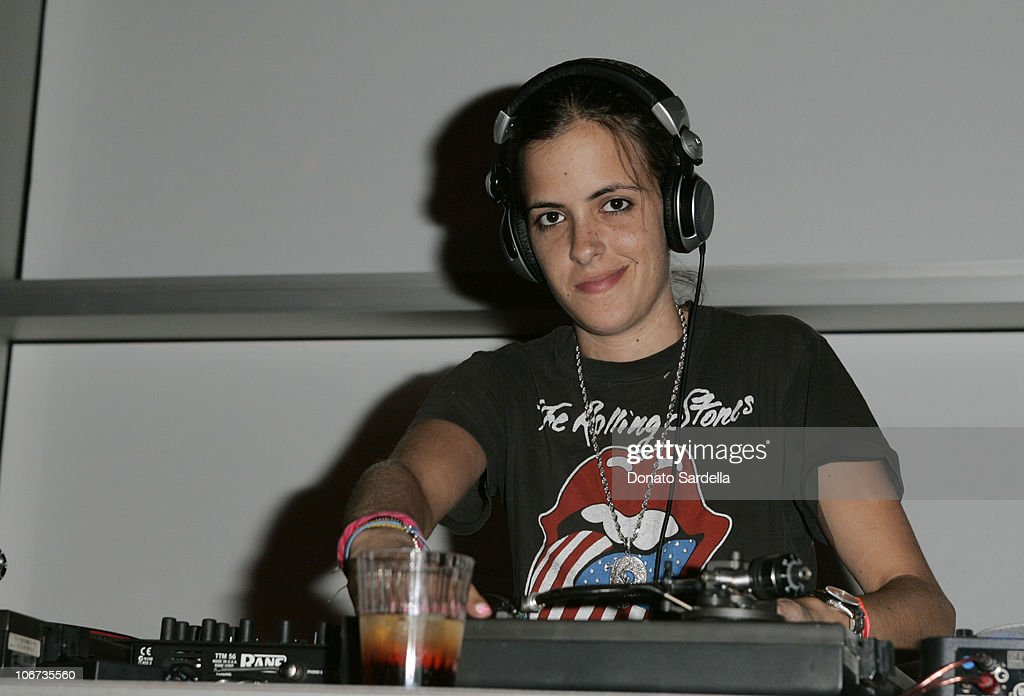Samantha Ronson during The Geek Squad Invades Los Angeles For The Launch of the new 24 Hour Computer Task Force Service at Archlight Pacific Theatres Cinerama Dome in Hollywood, California, United States.