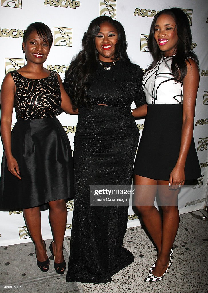Samantha Selolwane Jazmine Sullivan And DJ Kiss Attend The 6th Annual ASCAP Women Behind