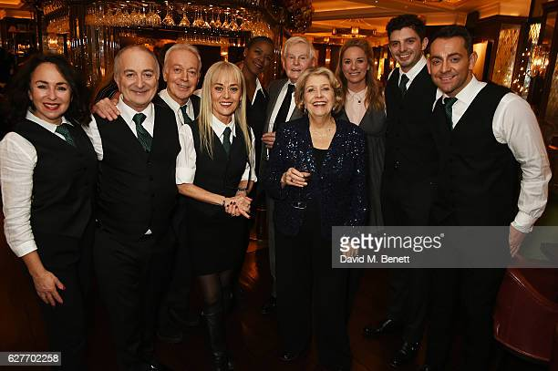 Samantha Spiro Sir Tony Robinson Nickolas Grace Tracie Bennett Josette Simon Sir Derek Jacobi Anne Reid Tamzin Outhwaite Michael Fox and Ben Forster...